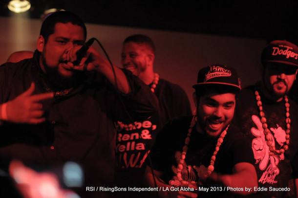LA Got Aloha, 2013 Recap -Feat.Chali 2na