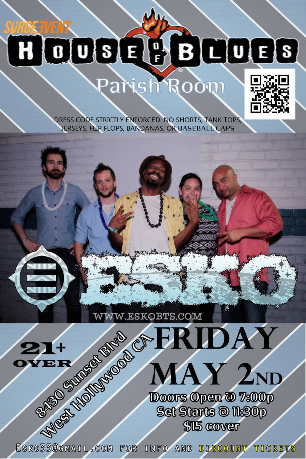 Esko @ House Of Blues