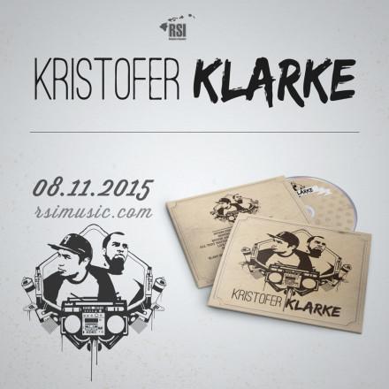 Kristofer Klarke Record Debuts Under RisingSons Independent