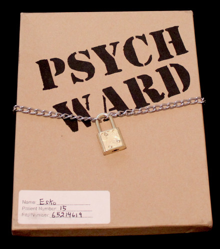 Esko's Psych Ward Ep Is Here!