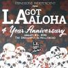 4 Years Of La Got Aloha!