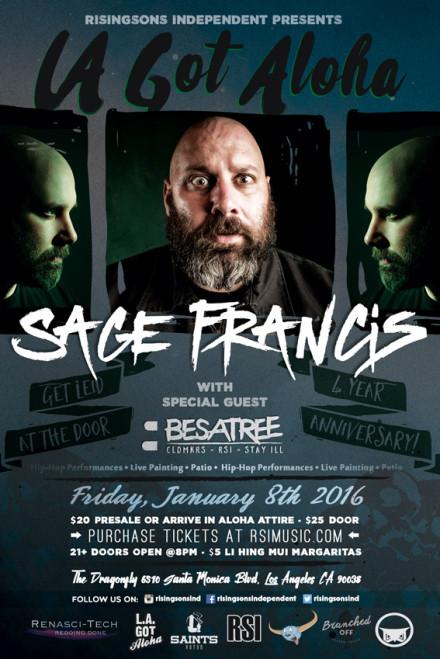 Sage Francis Got Aloha!