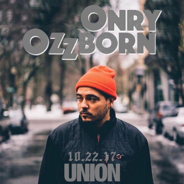 Onry Ozzborn, 2Mex, & Early Adopted hit Los Angeles this Sunday