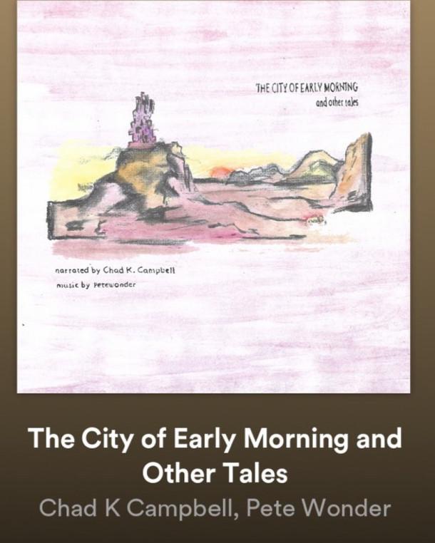 NEW RECORD FROM CHAD K. CAMBELL (FKA SPLINTA)