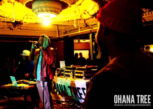 Ohana Tree January 2013 Recap -Feat. Qwazaar & Open Mike Eagle
