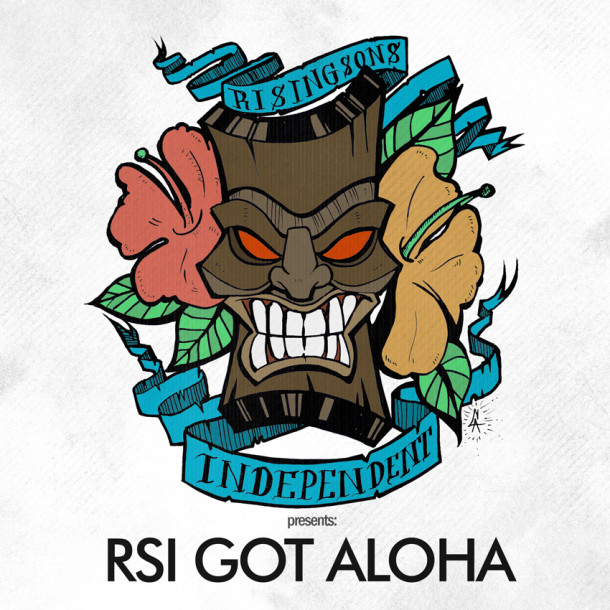 Get An Early Preview Of The RSI GOT ALOHA Compilation