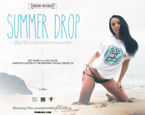"""Full Circle"" T-Shirt & Tank Top Summer Drop"