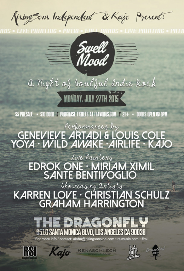 A Swell Lineup For A Swell Mood