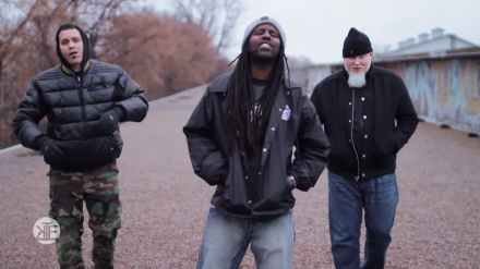 Abstract Rude: The Solution feat. Slug & Brother Ali