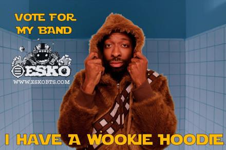 Vote for Esko!
