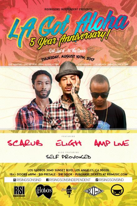 LA Got Aloha 5 Year Anniversary Is Here!