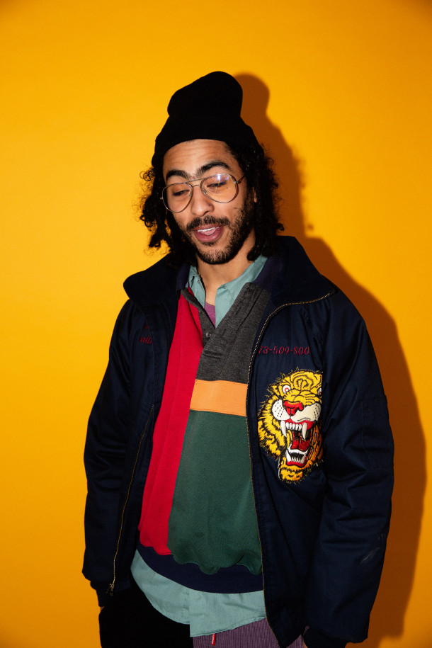 R.A.P. Ferreira fka Milo goes live at Catch One on October 25th